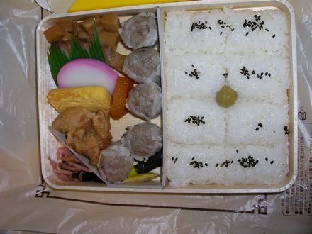 2008年11月12日の夕食
