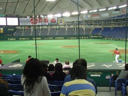 2008年アジア・シリーズ観戦