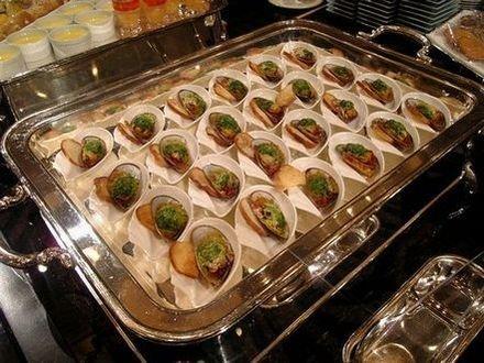 2008年10月 立食パーティー2