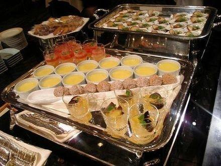 2008年10月 立食パーティー3