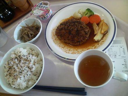 2008年10月31日の昼食